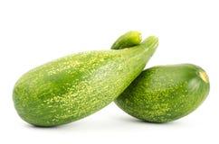 Organic cucumber Stock Image