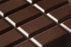 Organic Dark Chocolate Candy Bar Royalty Free Stock Photos