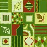 Organic decorative background Stock Images
