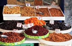 Dry fruits Royalty Free Stock Photos