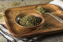 Organic Dry Mint Spice Royalty Free Stock Photo