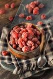 Organic Dry Sugared Strawberries Royalty Free Stock Photo