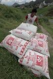 Organic fertilizer Royalty Free Stock Photos