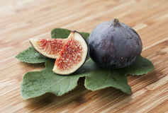 Organic fig Stock Photo