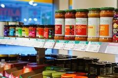Organic food Stock Images