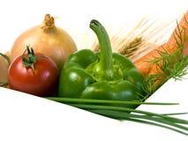 Organic food Stock Image