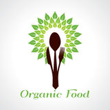 Organic food concept Royalty Free Stock Photos