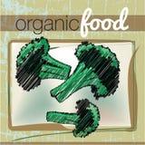 Organic Food illustration Stock Photo