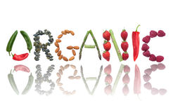 Organic food Stock Images