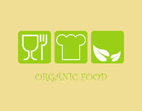 Organic food Stock Image