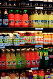 Soft Drinks Royalty Free Stock Photo