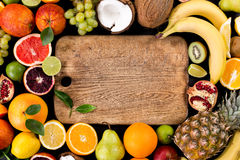 Organic fruit Stock Images