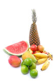 Organic Fruits Stock Photos