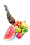 Organic Fruits Royalty Free Stock Photography