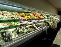 Japanese supermarket in USA stock photo