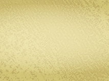Organic Gold. Ornate and organic background with Gold shine Vector Illustration