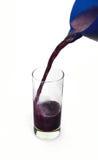 Organic Grape juice Stock Images