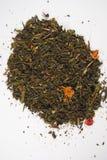 Organic Green Chai Tea Stock Photos