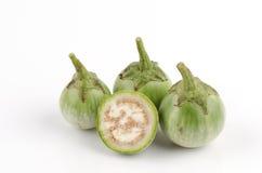 Green eggplant Royalty Free Stock Photos