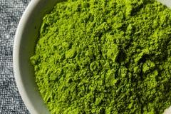 Free Organic Green Tea Matcha Powder Royalty Free Stock Photos - 139403308
