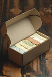 Organic handmade soap Stock Photo