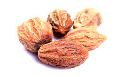 Organic harad(terminalia chebula) Stock Photos