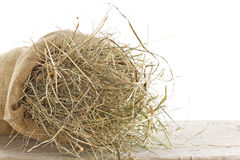 Organic Hay Stock Photos