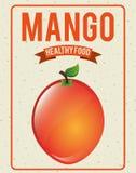 Organic healthy food design Stock Photo
