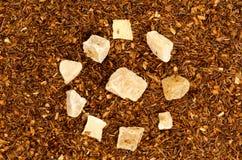 Organic herbs tea Royalty Free Stock Photo