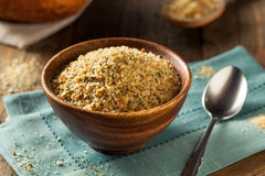 Organic Homemade Bread Crumbs Royalty Free Stock Image