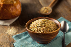 Organic Homemade Bread Crumbs Royalty Free Stock Photography