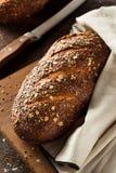 Organic Homemade Whole Wheat Bread Royalty Free Stock Photo