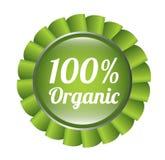 Organic label Royalty Free Stock Image