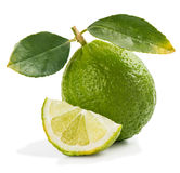 Organic lime Stock Images