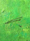 Organic matter summer background with green spring painting texture. Organic matter background with green painting textures for eco shop, organic and bio food Stock Photography