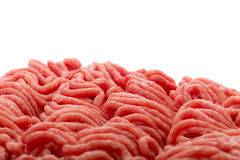Organic minced meat Stock Images