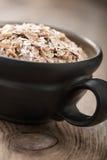 Organic muesli in a bowl Stock Photos