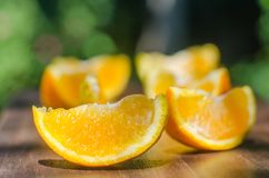 Organic natural orange stock images