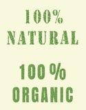 Organic nature design Royalty Free Stock Image