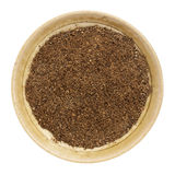 Organic noni powder Stock Photography