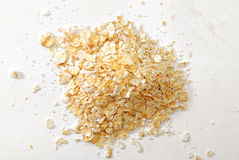 Organic Oat Royalty Free Stock Image