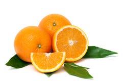 Organic orange Royalty Free Stock Photography