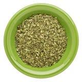Organic oregano leaf Royalty Free Stock Photo