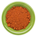 Organic paprika powder Stock Photos