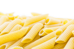 Organic pasta royalty free stock photos