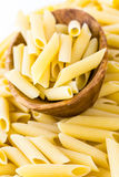 Organic pasta royalty free stock photography