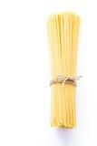 Organic pasta stock photo