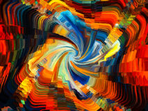 Organic Pattern Abstraction Royalty Free Stock Images