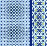 Organic pattern - detail to side Stock Image
