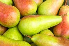 Organic pear Royalty Free Stock Photo